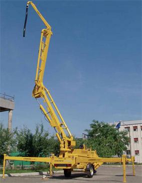 Прицепные и автоБЕТОНОНАСОСЫ новые со склада и на заказ 38 и 46куб.м/час, подача на высоту до 65м и дальность по горизонтали 300м