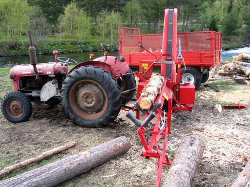 Привод для трактора