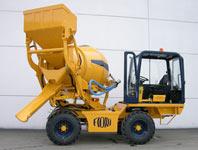 БЕТОНОСМЕСИТЕЛИ С САМОЗАГРУЗКОЙ FIORI: DB110- 5куб.м/ч, DB180- 8куб.м/ч, DB250S - 10куб.м/ч, DB260SL - 12куб.м/ч, DB350S - 15куб.м/ч, DB400S - 20куб.м/ч, а также другая строительная и дорожно-уборочная техника и оборудование