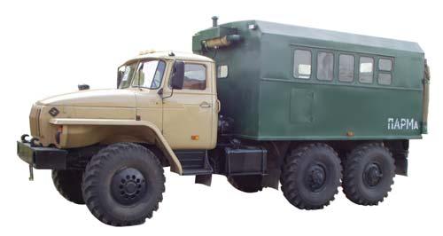 Фургон мастерская, Техпомощь, Аварийная  мастерская