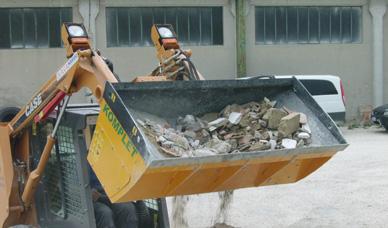 Дробилки щековые компактные новые из Италии KOMPLET