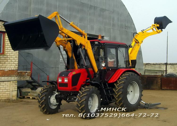 Продаем из наличия ЭО-2626 на базе МТЗ-92П