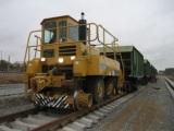 универсальный локомотив TRACKMOBILE замена ТЭМ и ТГМ(смотреть видео)!