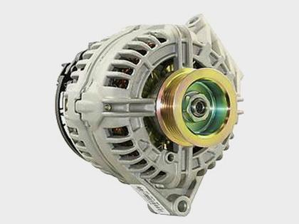 Радиатор на погрузчик Toyota 7FD15, двигатель 1DZ-II