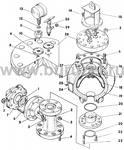 Пневмокомпенсаторы , запасные части УНБТ-950,  НБТ-600, НБТ-475, БРН-1