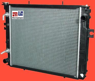 Радиатор к автопогрузчикам Toyota 42-5FG15 (дв. 4Y).