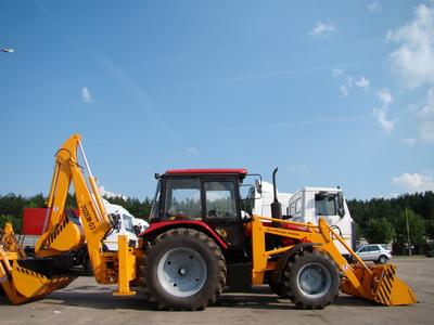 МТЗ 892: конструктивные особенности трактора
