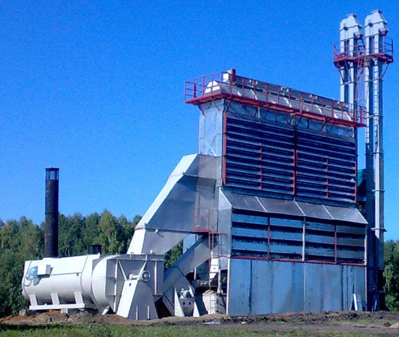 ПРОДАЕМ: зерносушилки колонкового и шахтного типов