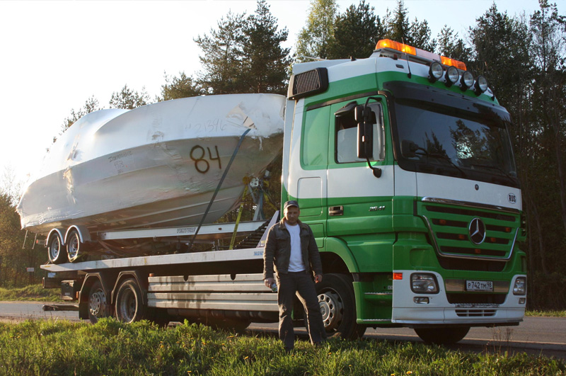 перевозка катеров и яхт - перевозка яхт и катеров - перевозка катеров - перевозка яхт - перевозка лодок - перевозка водной техники
