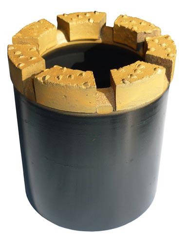 Буровая алмазная коронка (ССК/TSD) 07КС