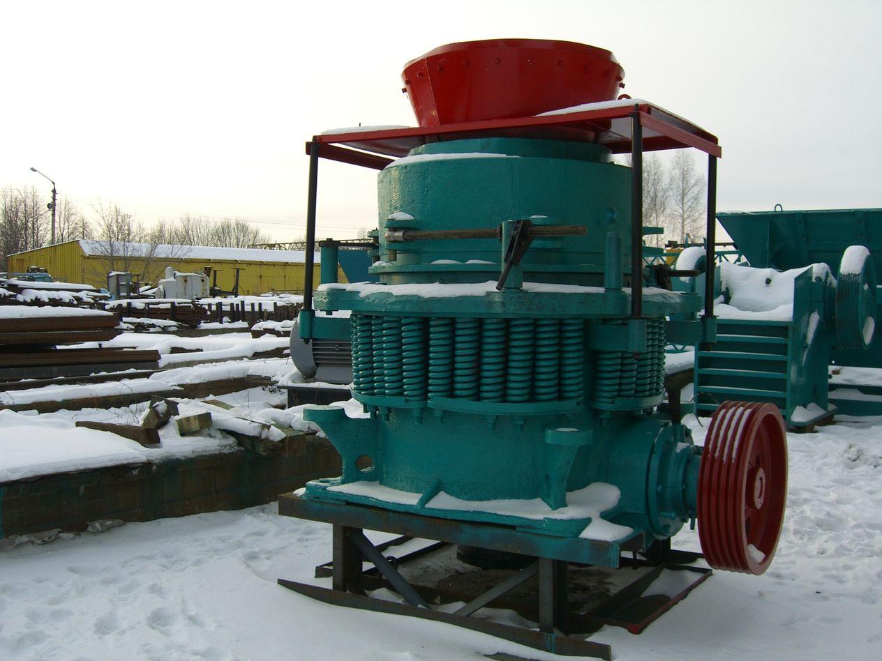 Дробилка КМД-900