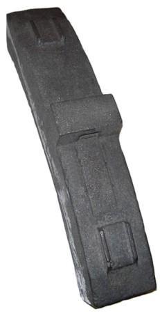 Продаем Колодку вагонную (Колодку тормозную вагонную 80-40-010)