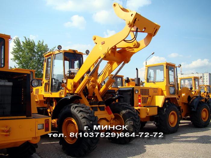 Амкодор-352С шасси погрузочное многофункциональное, новое, в наличии, со склада в Минске.