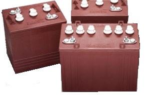Моноблочные Аккумуляторы для штабелеров и поломоечных машин