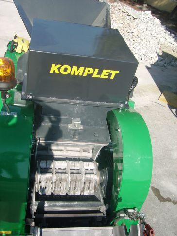 Дробильная установка роторные молотковые самоходные KOMPLET ITALIA M5000