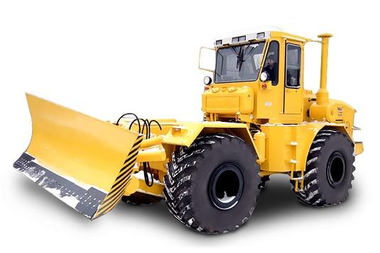 Трактор Балтиец, Трактор Кировец,Трактор К-707