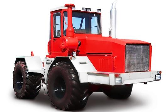 Опороперевозчик К-701, Снегоочиститель К-703, Универсальная дорожная машина УДМ-2, Фронтальный погрузчик ПК-6, Тягач К-701