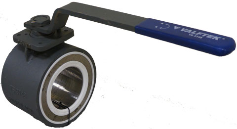 Кран шаровой для цементовоза VALFTEK