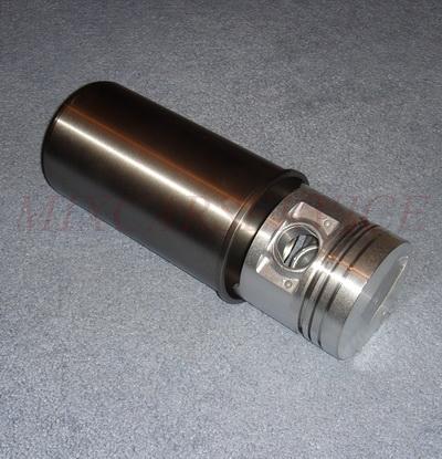 Впускной клапан на погрузчик JAC CPCD25, двигатель Xinchai A490BPG