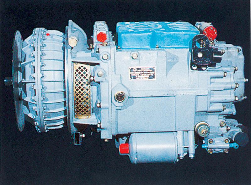 Гидро-механическая передача ГМП-2 для автобусов ЛиАЗ и запасные части к ГМП-2, ГМП-З