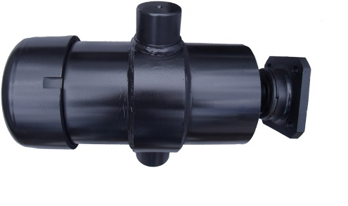 Гидроцилиндр ЗиЛ 5-ти штоковый (на бугелях, заводской)