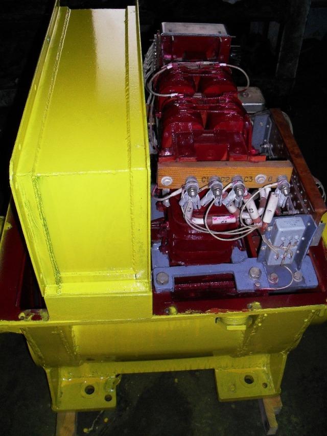 генераторы МСК-83-4, МСК-82-4.