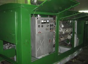 Дизель-генератор АД100-Т400