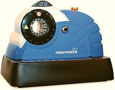 Обжимной пресс Finn-Power P20MS!