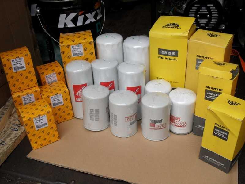 Продам фильтры для спецтехники