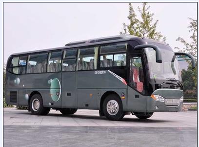 Пассажирские автобус Zhongtong LCK6958H