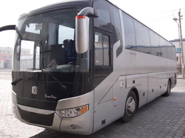 Пассажирские автобус Zhongtong LCK6127H-1