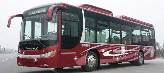 Городской автобус Zhongtong LCK6103G-1