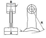 Ножи на манипуляторные косилки ORSI, McConnel и др.