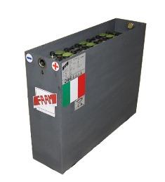 Аккумуляторные батареи для погрузчиков LINDE.