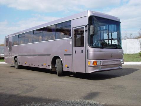Автобусы НЕФАЗ городские, пригородные, междугородные.