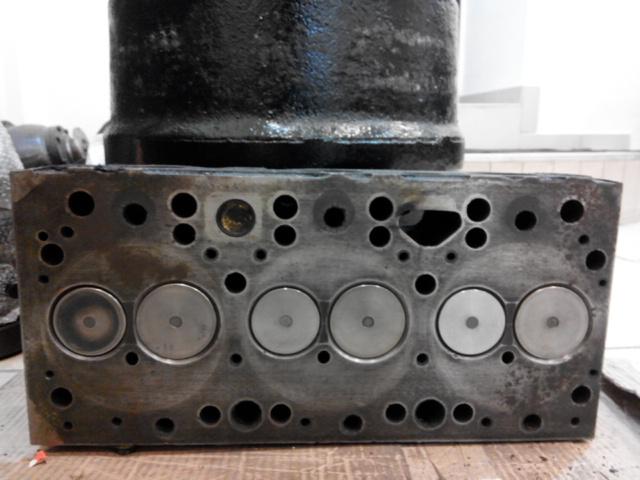 Головка блока цилиндров RABA MAN D2356/D2156 Claas Dominator, Fortschritt