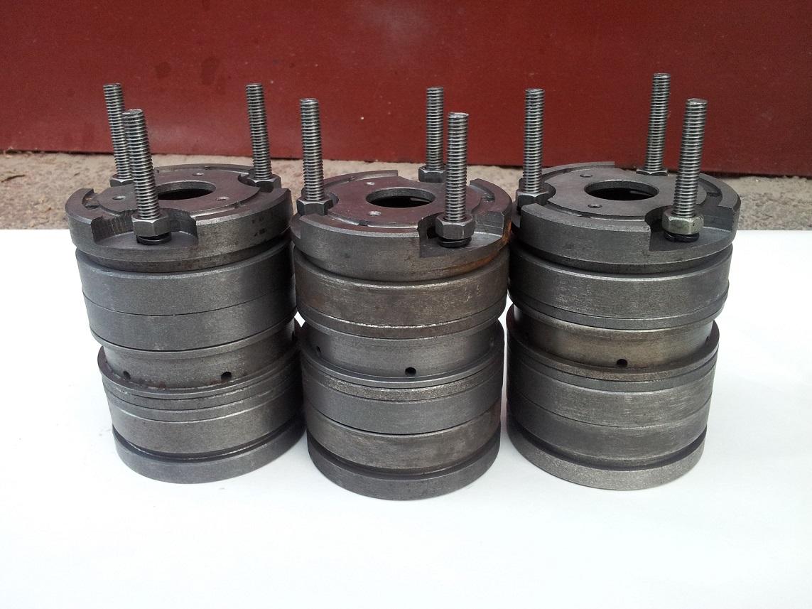 Запчасти для компрессоров ГШ 1-6/11-15  и   ГШ1-4(1,5-11/11-17)