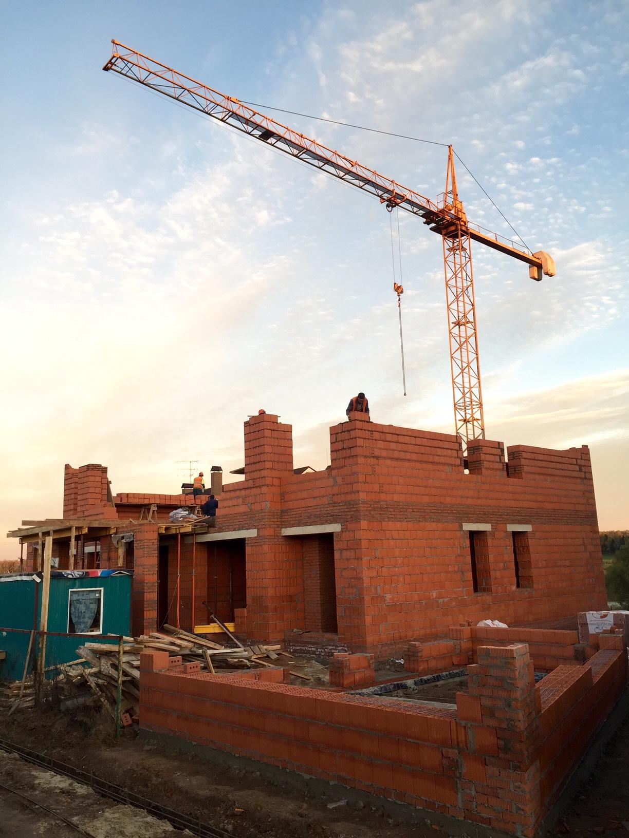 Предлагаем услуги по строительсву
