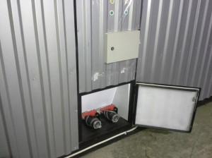 Емкости для патоки (перевозка, хранение), утепленные с подогревом.
