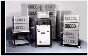 Тестирование электропоездов компонентов и электрооборудования