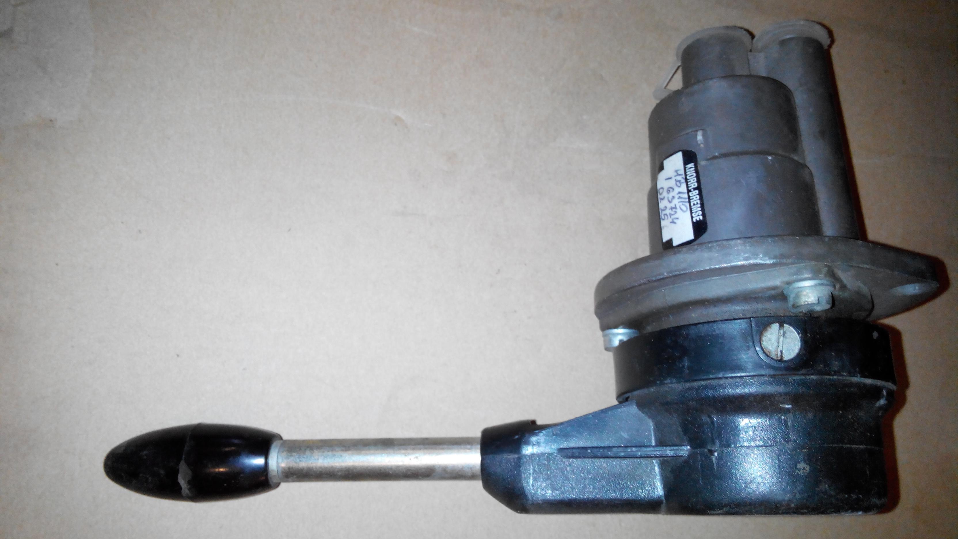 Кран ручного тормоза Икарус HB1110