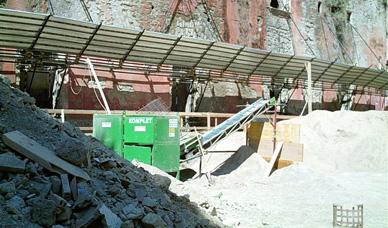 Дробилка мельница новая Италия 5м3/час фракция 25