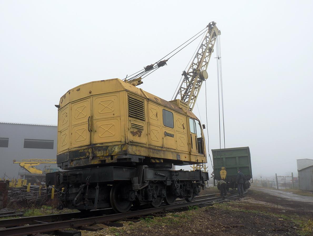 Срочно - Железнодорожный дизель-электрический кран КЖДЭ-16, КЖДЭ-25