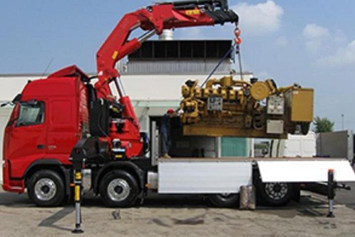 Бортовые машины для перевозок на дальние расстояния