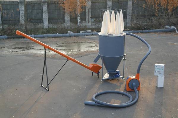 Комбикормовый мини-завод 3 т