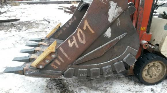Скальный ковш экскаватора Daewoo 290