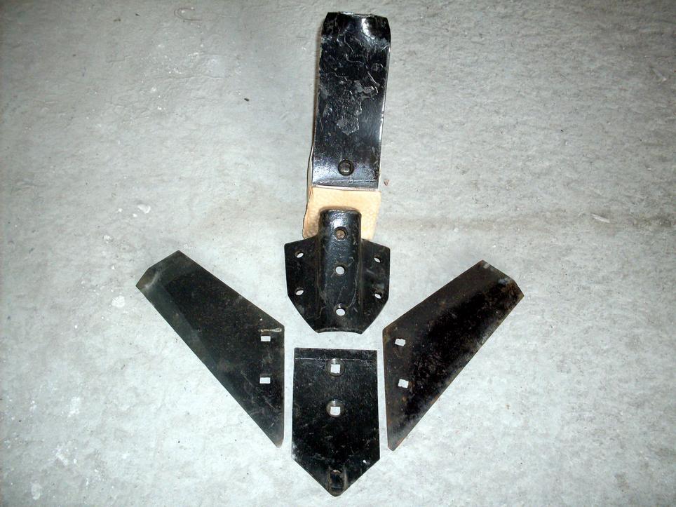 Наральник КСП 22.502 и башмак КСП 22.401 для АПК-7.2