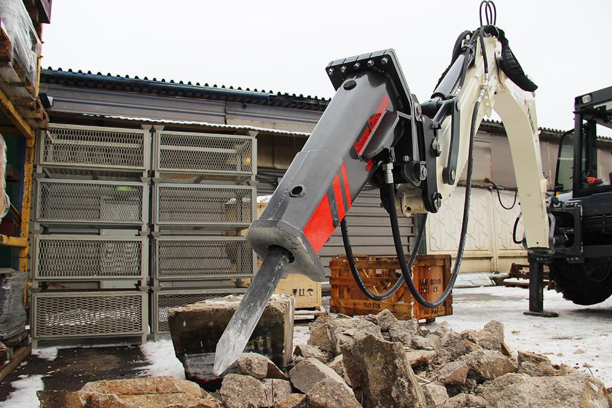 Гидромолот Hammer X6 северное исполнение