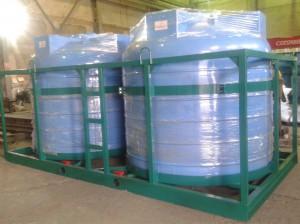 Емкости для перевозки технической воды