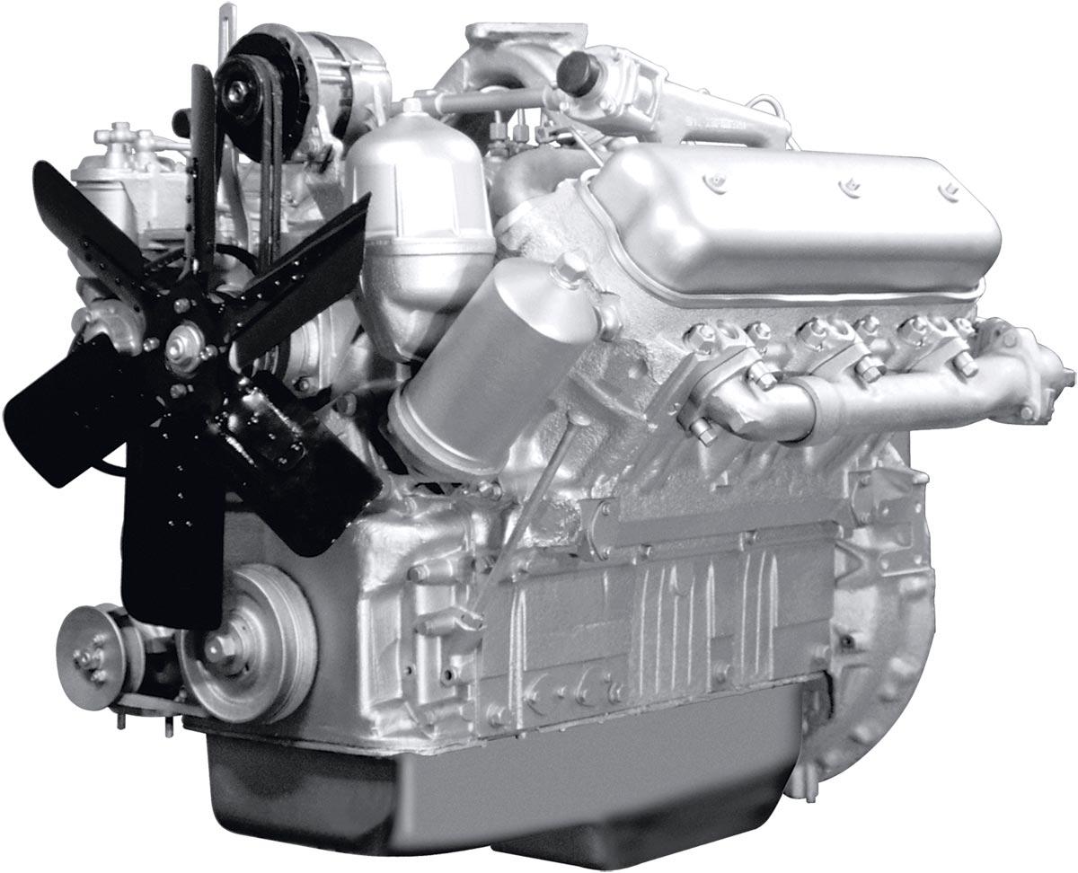 Двигатель ЯМЗ 236М2 на Т-150 от официального дилера завода ЯМЗ